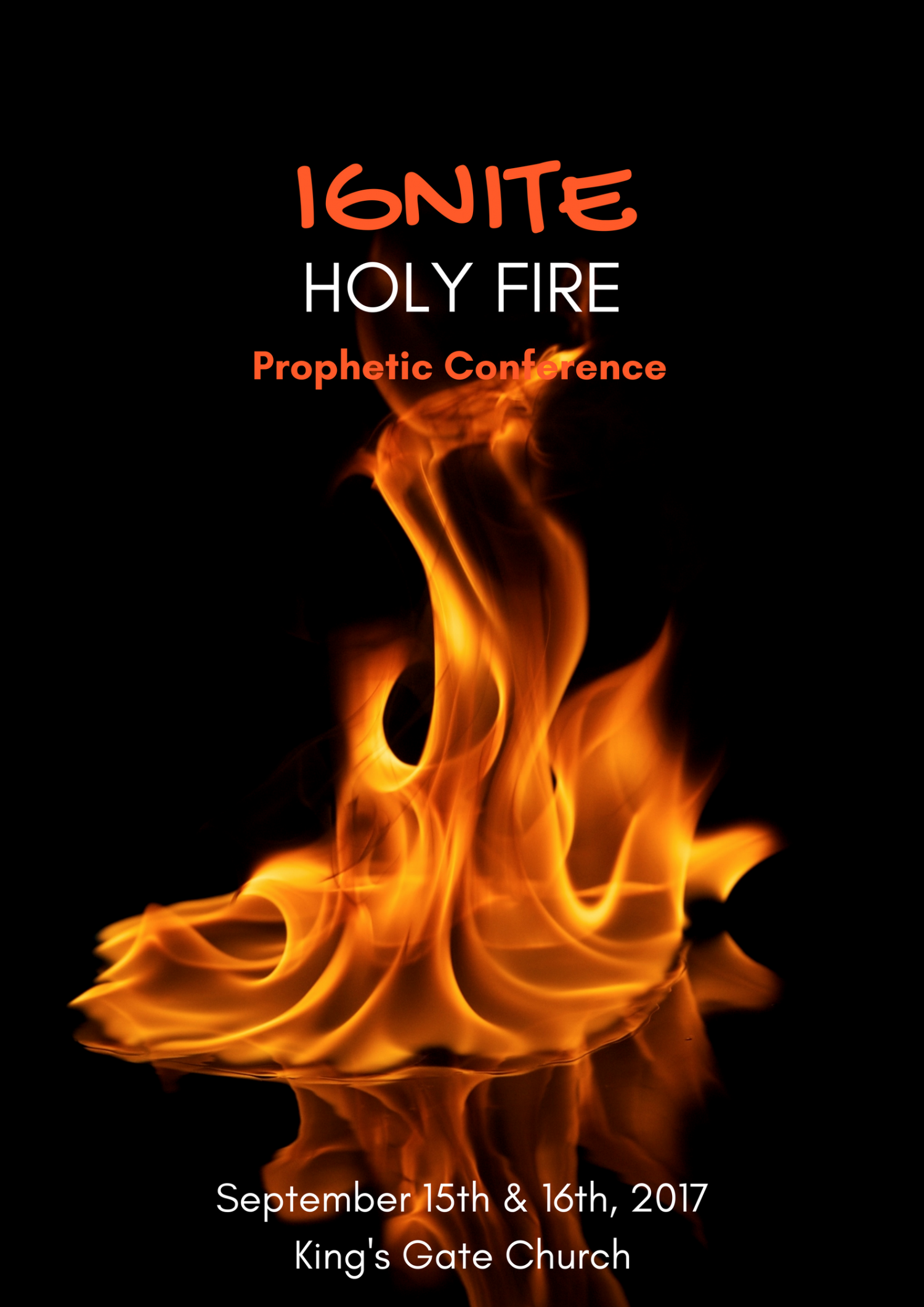 Ignite Holy Fire